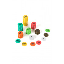 Place Value Counters Class Pack