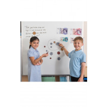 Magnetic Play Money