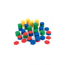 Weights Hex Stacking (54 pcs)