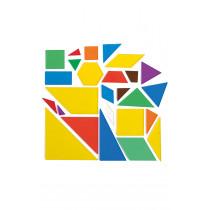 Polygons - 800 pcs