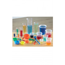 Bumper Set of Beakers Cylinders and Cups