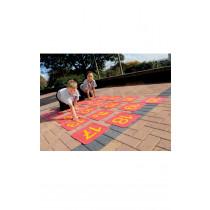 Floor Number Tiles 0-20
