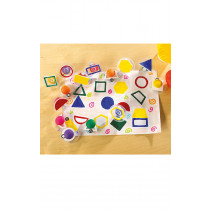 Geometric Paint Stampers