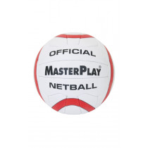 MASTERPLAY OFFICIAL NETBALL SIZE 4