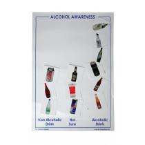 A2 Alcohol Awareness Poster and Cards