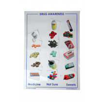 A2 Drug Awareness Poster and Cards