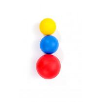 Super Safe Playground Balls Assorted 12pk 13.5cm