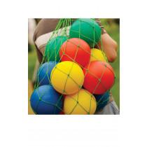 Super Safe Playground Balls Assorted 12pk 16.5cm