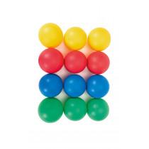 Super Safe Playground Balls Assorted 12pk 21.5cm