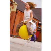 Happy Hopper - Yellow 50cm