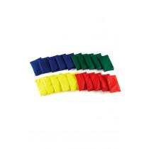 Bean Bags 4 colours 10 x 12.5cm 20pk