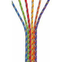 Infant Multi Coloured Skipping Ropes 8ft 10pk