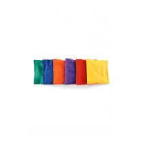 Six Colours Bean Bags 48pk