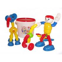 Popoids Economy Set-Bucket
