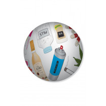 Medicines, Drugs And Solvents Talk Ball