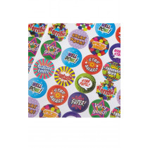 Bumper Praise and Thumbs Up Sticker Pack