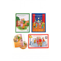 Living and Growing Books and DVD