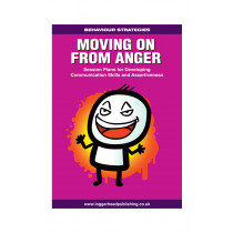 Moving On From Anger Activity Book and CD