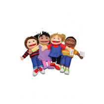 Small People Hand Puppets Buy all and Save