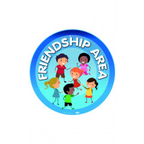 Friendship Stop Playground Sign Wall Mountable