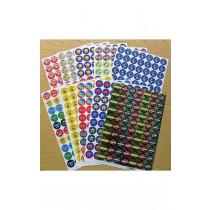 General Rewards Sticker Pack