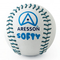 ARESSON SOFTY ROUNDERS BALL  WHITE