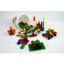 Sticklebricks Basic Set - 115Pcs