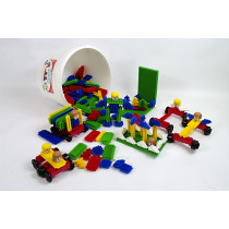 Sticklebricks Giant Set - 200 Pcs