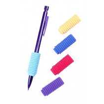 Ridged Comfort Pencil Grip 10pk